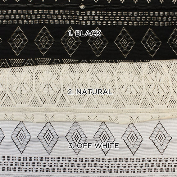 Lace fabric by the yard or wholesale mika pattern single for Cheap fabric by the yard