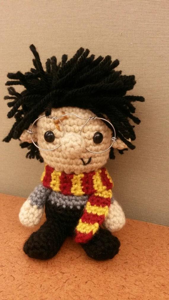 Crochet Amigurumi Harry Potter