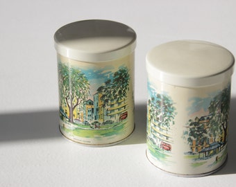 Ivory Soap Berkeley Square Tins