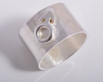 Silver male symbol ring sterling silver male symbol ring handmade choose your size 925