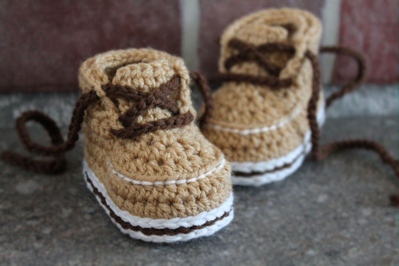 Crochet Baby Boots Ville Du Muy