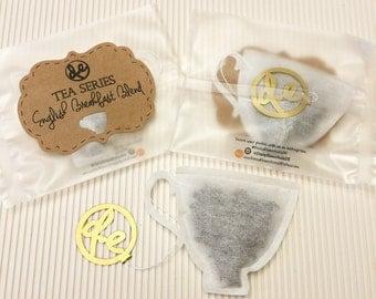 Tea Cup shaped Tea Bag