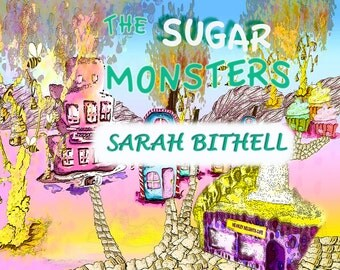The Sugar Monsters children's book