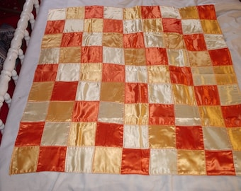 Silkie Security Quilt