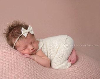 Overalls Pattern,  Newborn Size, Knitted Overalls Pattern, Ziana