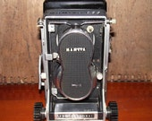 Vintage Mamiya C33 TLR Medium Format Film Camera