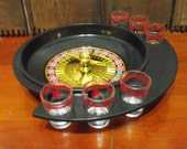 Roulette Drinking Game Collectible