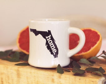 Florida home. Ceramic Coffee Mug