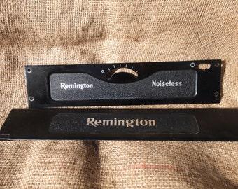 Remington Typewriter Name Plates-typewriter parts