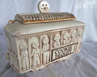 Vintage treasure craft cookie trolley