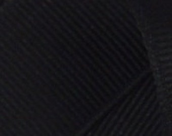 "3"" Wide Black Grosgrain Base Ribbon for Cheer Bow Making Cheer Bow Supply Kit DIY Cheer Bow Kit Cheer Bow Making Kit"
