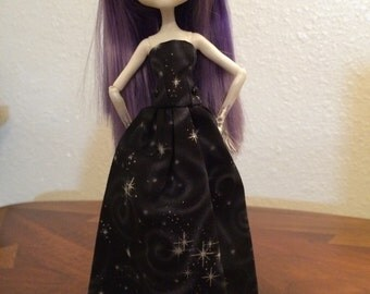 Galaxy Evening Dress for Monster High