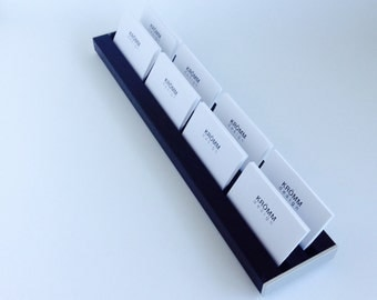 Business Card Holder / Business Card Stand / Business Card Display  model. CH 2-4