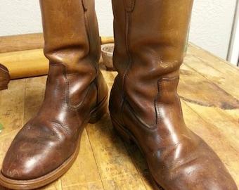 Knapp Work/Motorcycle Vintage Boots