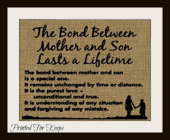 The Bond Between Mother And Son Pictures Photos And - Imagez co