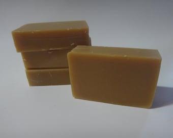 Goat's Milk Cold Process Soap
