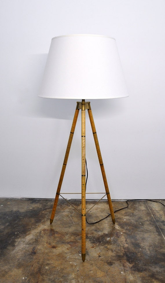 Vintage Ralph Lauren Floor Lamp Irwin Collection Minimalist