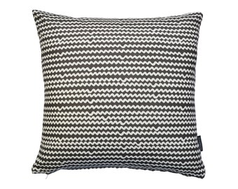 Scandinavian fabric contemporary Nordic cushion cover - Grey Mello