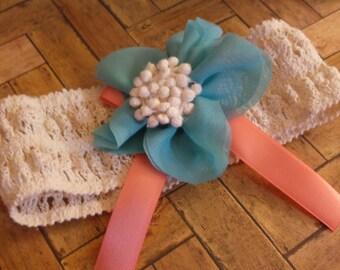 Baby Headband Spring Joy