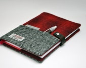 Harris Tweed Hobonichi notebook cover - Bespoke (notebook NOT included)
