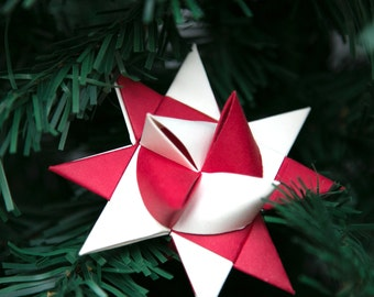 Origami Paper Star Set