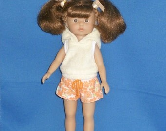 Berenger Eleven Inch Vinyl Doll Brown Hair and Eyes