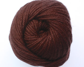 SALE*** Staples 8ply / DK - 1220 Coffee Bean 100g  - 100% Merino - 177m/100gm