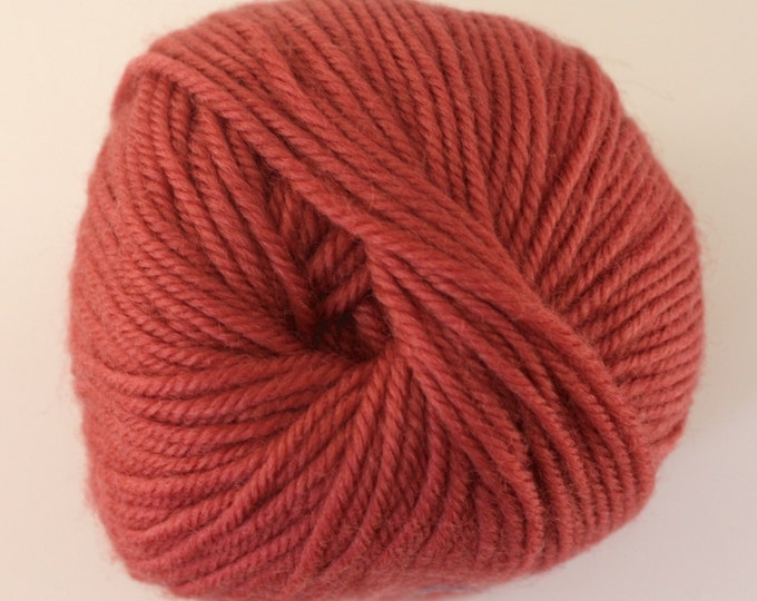 SALE*** Staples 8ply / DK - 411 Roast Pumpkin 100g  - 100% Merino - 177m/100gm