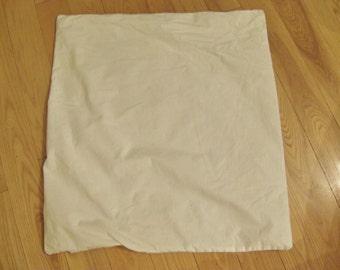 european pillow sham/vintage pillow sham