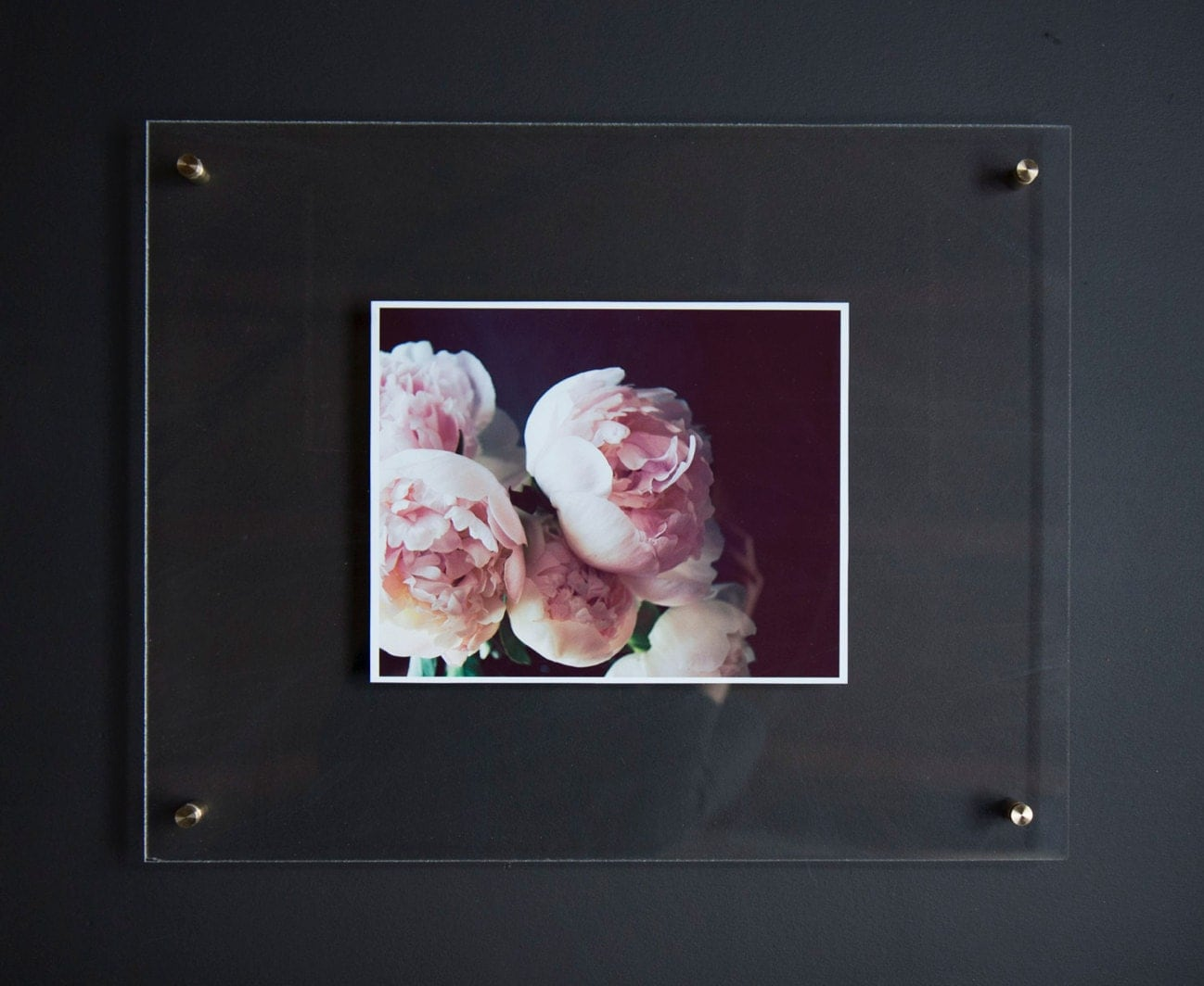16x20 acrylic frame kit zoom