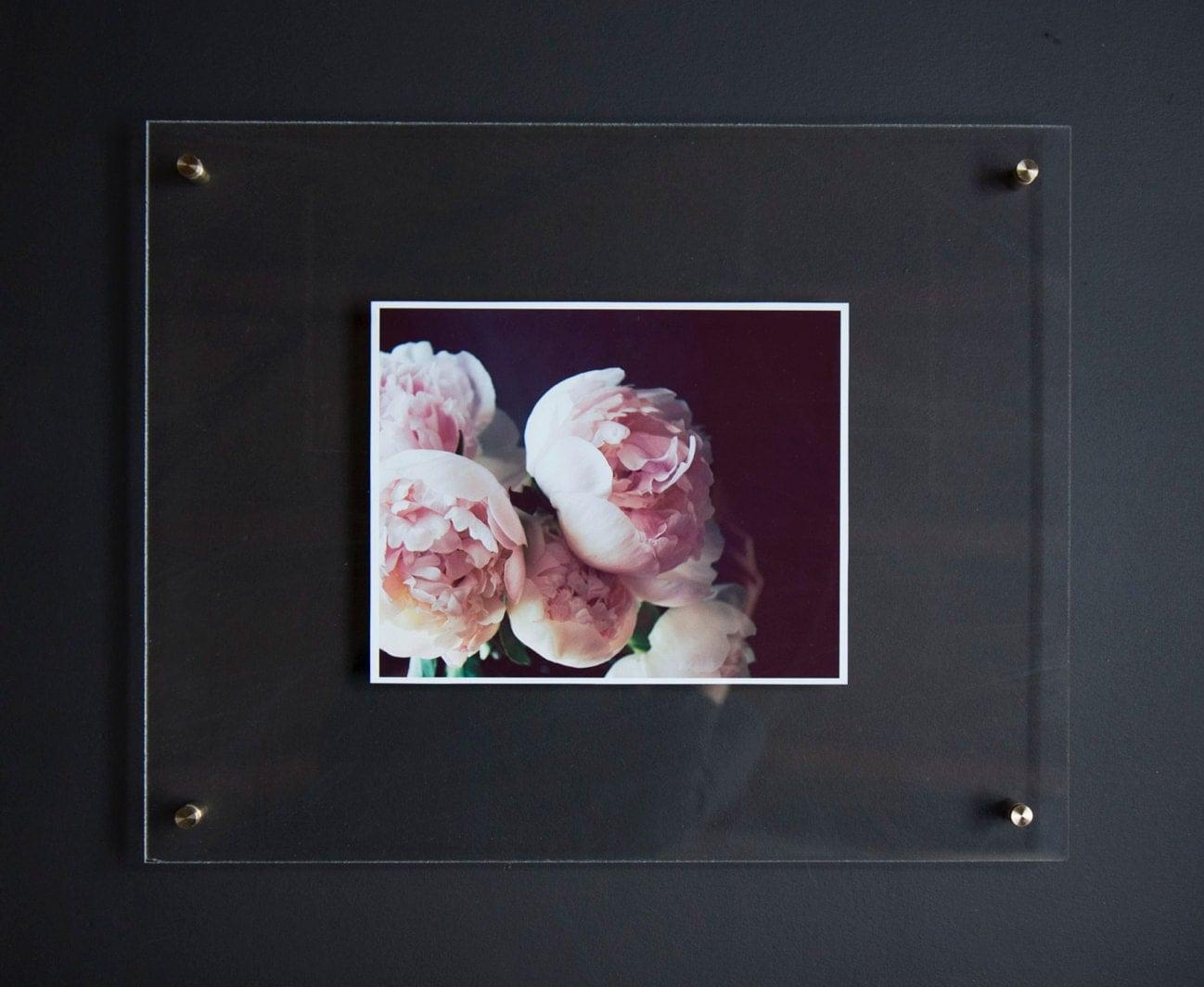 16x20 acrylic frame kit zoom