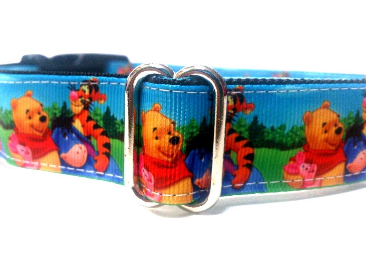 DISNEY Winnie the Pooh PUPPY / DOG Collar SMALL 10
