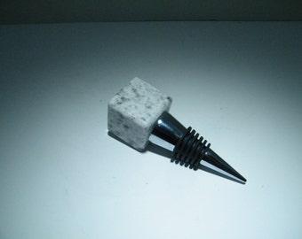 Bottle Stopper/Rock  Bottle Stopper/ Stone Bottle Stopper