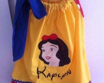 This listing is a beauitful disney pillowcase dress
