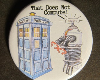 TARDIS does not compute