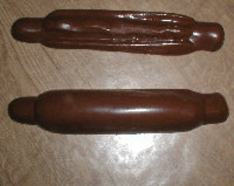 Hot Dog On Bun 3D Chocolate Mold