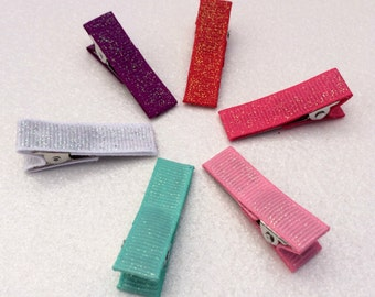 Popular items for mini alligator clip on etsy for Small alligator clips for crafts