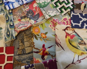 Fabric Swatches-Pillow Cover Swatches