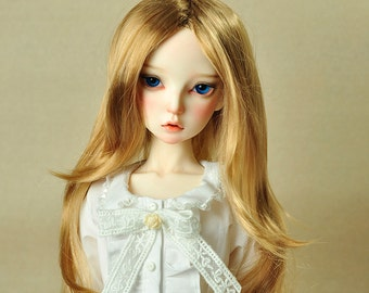 mssmwc 8~9 inch Synthetic mohair bjd wig
