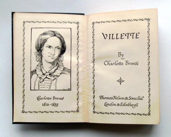 Charlotte bronte villette online dating