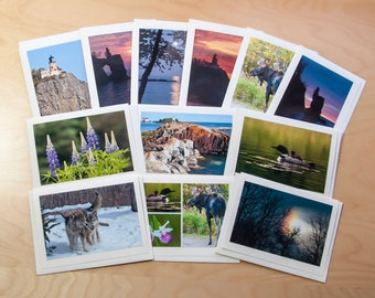 MN North Shore Notecards