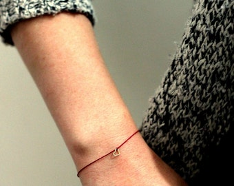 sterling silver LOVE BRACELET heart