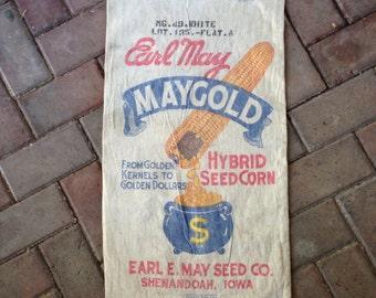 Vintage Seed Sack