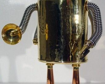 Robot Spaceman Explorer
