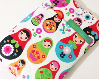 Matryoshkas Laptop Sleeve 17.3 inch, 17.6 Inch Laptops,Laptop Case ,Sony,Lenovo, Asus,Dell,Acer Laptop Case Sleeve Cover