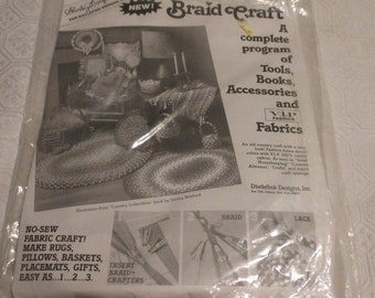 Braid Craft Country Collectibles by Shirley Botsford Kit