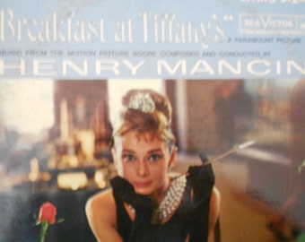 Breakfast at Tiffany's - Henry Mancini- Music from the Motion Picture Score