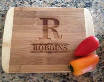 Cutting Board - Personalized Small