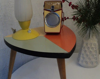Fifties plastic table lamp