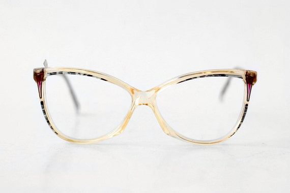 Haute Couture MAGGY ROUFF eyeglasses / Cat Eye Parrot by ...
